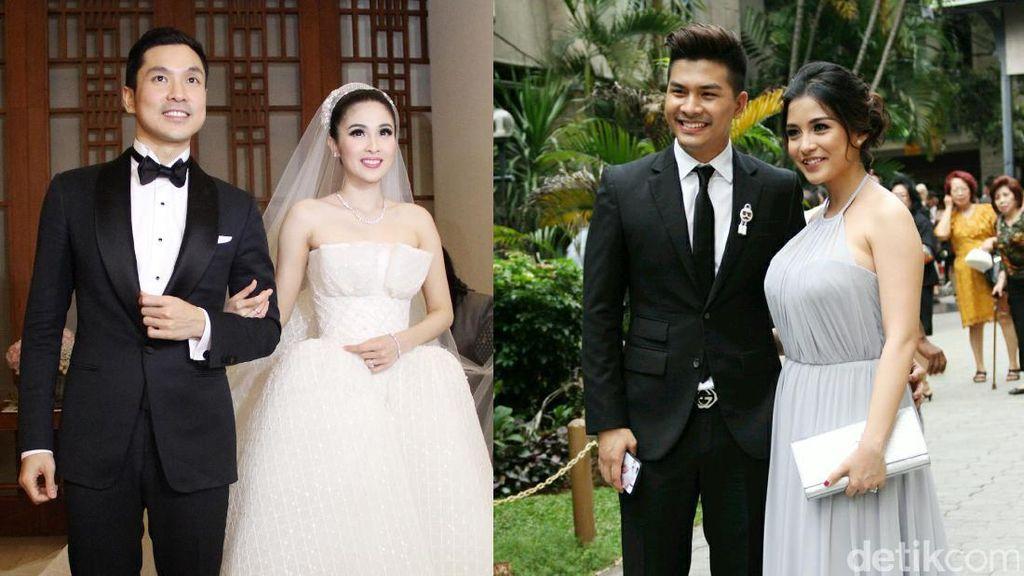 Mesranya Chelsea Olivia dan Glenn Alinskie, Curhat Perjalanan Cinta Sandra Dewi