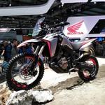 Konsep Honda Africa Twin Enduro Sports dan CB1100TR