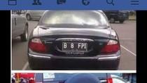 Penjelasan Polisi Soal Foto Mobil Mewah Berpelat B 8 FPI yang Ramai di Medsos