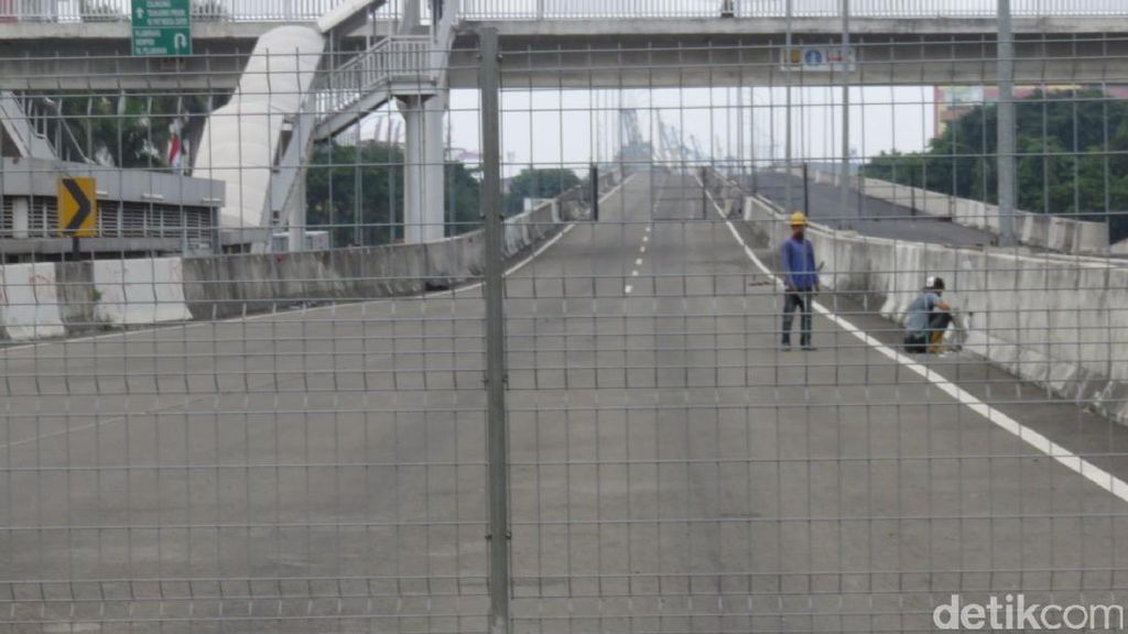 Mulai Konstruksi Juni 2017, Jalan Tol Krian-Manyar ditargetkan Selesai Juni 2019