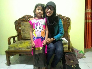 Lika-liku Palupi Menjadi Relawan Pendampingan Anak Putus Sekolah d Surabaya