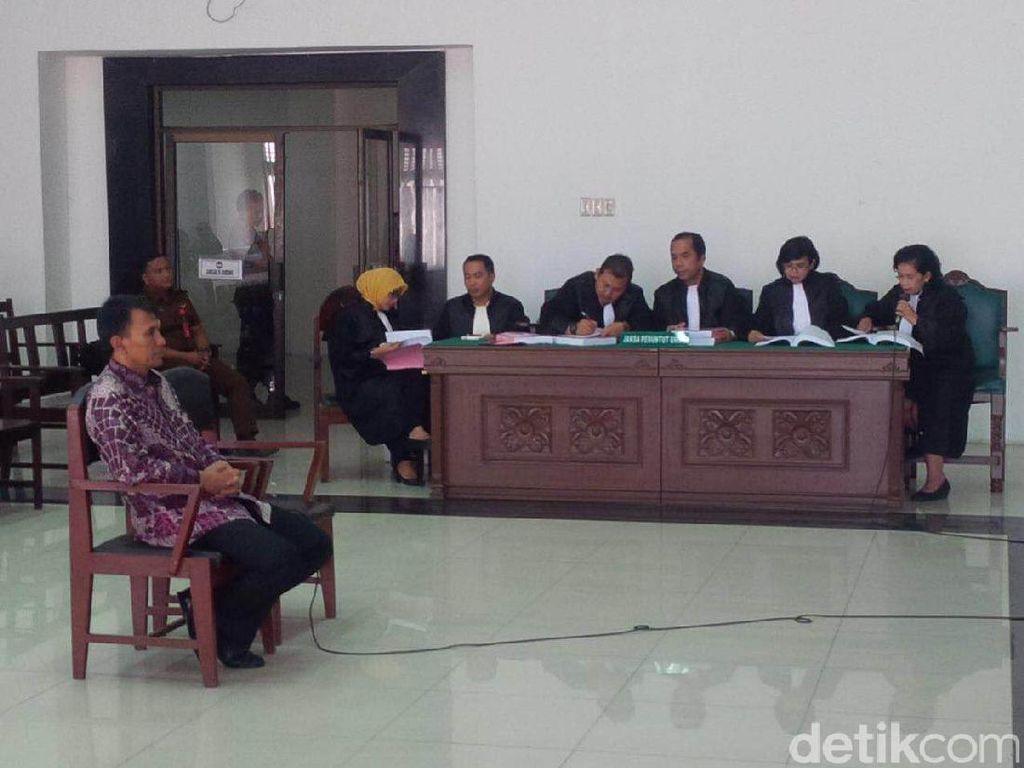Ketua DPRD Sumut Mengaku Tak Tahu Soal Suap dari Gatot Pujo