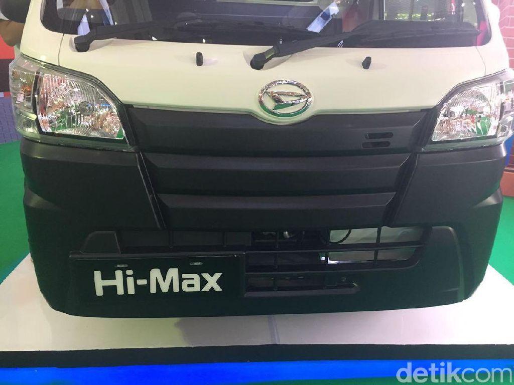 Hi-Max, Pikap Bermesin Daihatsu Ayla, Konsumsi BBM 13,5 Km/Liter