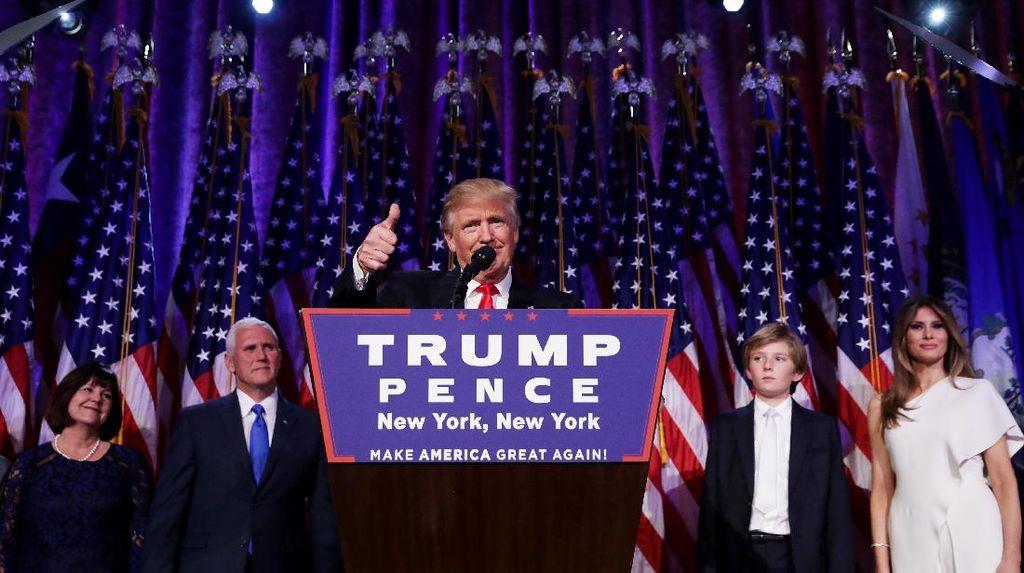 Rosie ODonnell Dikecam karena Sebut Anak Donald Trump Autis
