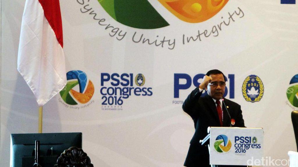 Kongres PSSI Resmi Digelar