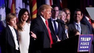 Media The Washington Post Bandingkan Donald Trump dengan Soeharto