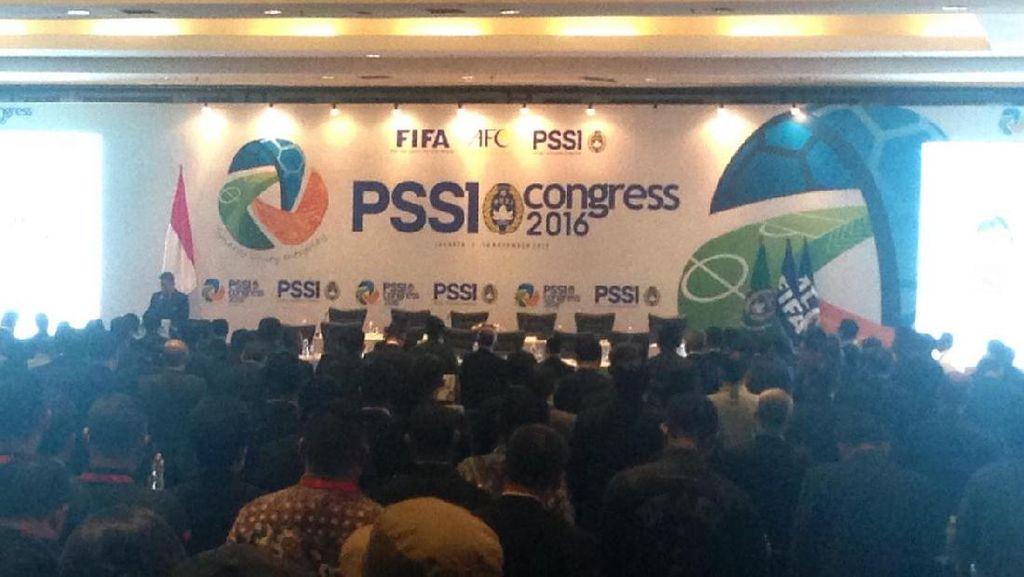 Kongres PSSI Dimulai