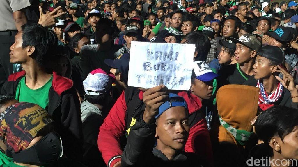 500 Bonek Dipulangkan dari Jakarta