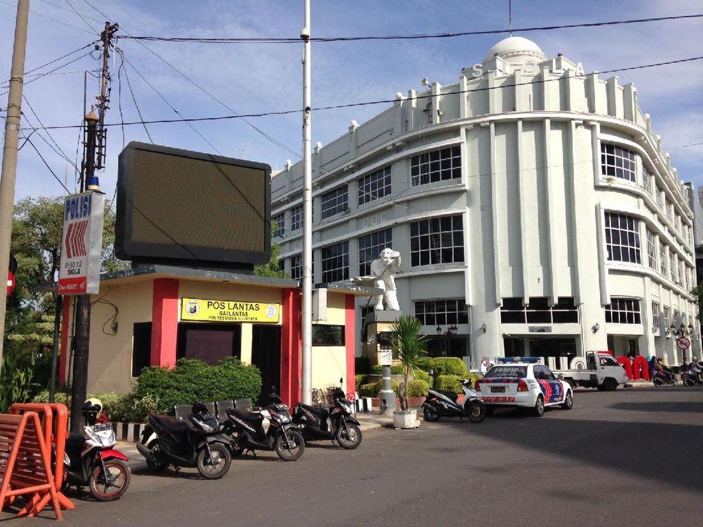Antisipasi Corona Meluas, Polisi Akan Tutup Dua Ruas Jalan di Surabaya