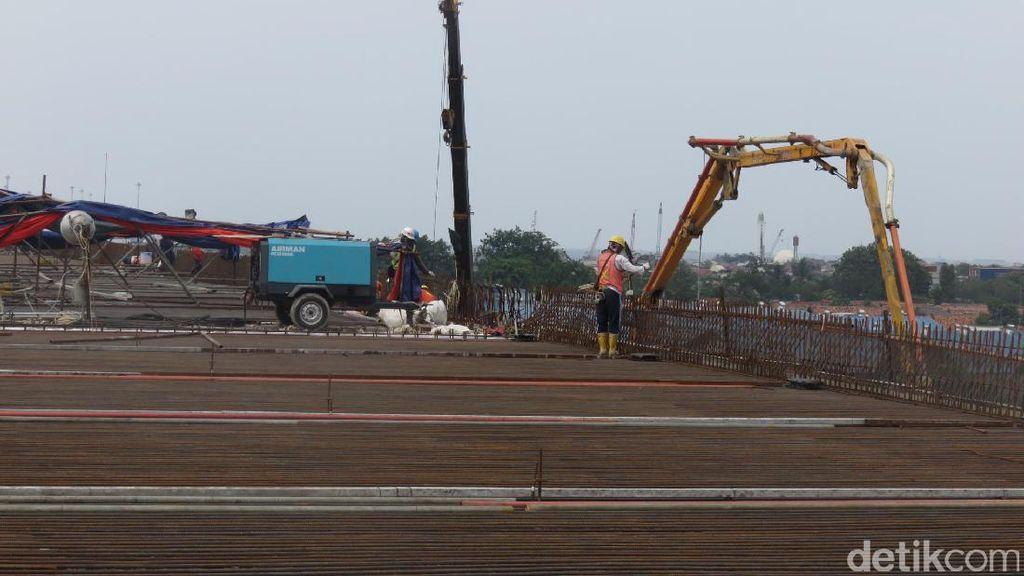 Pembangunan Jalan Tol Cisumdawu Telan Biaya Rp 8,4 T