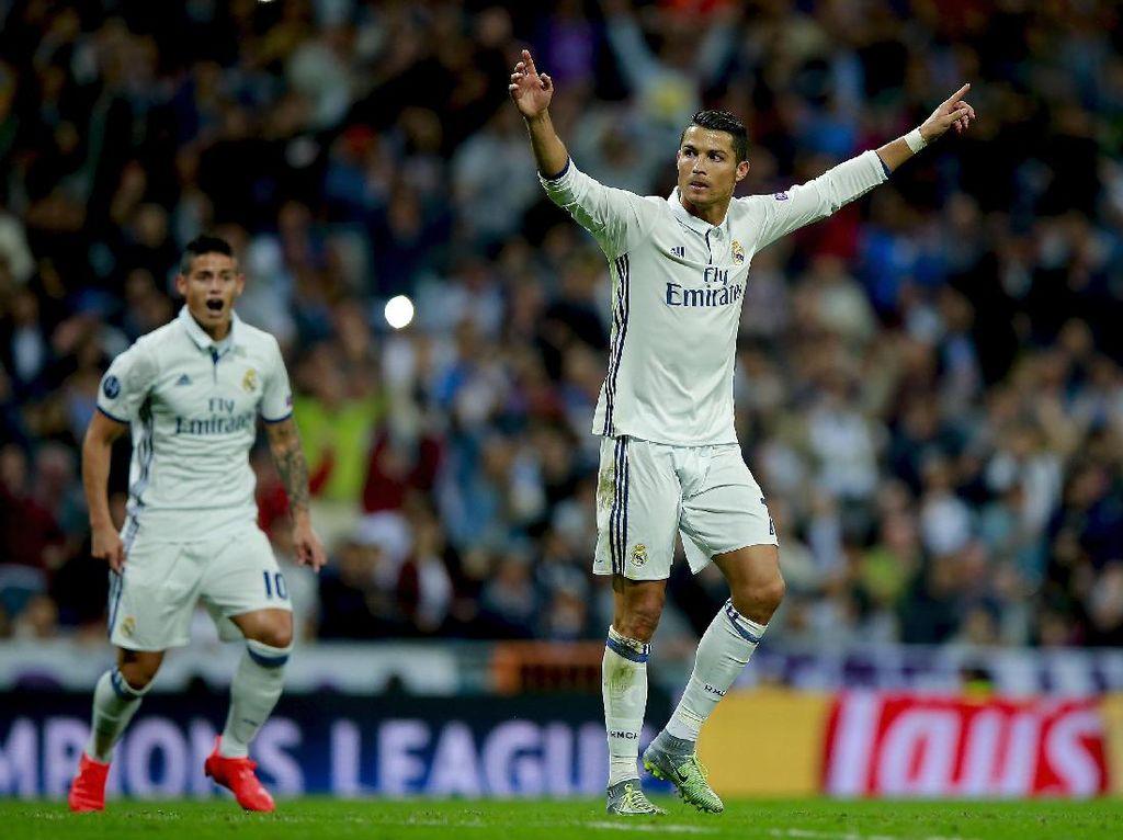 Akan Pulang ke Rumah Lama, Ronaldo Antusias