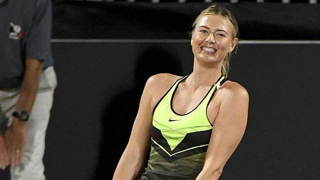 Dari Kami yang Merindukanmu: Selamat Datang Kembali, Sharapova