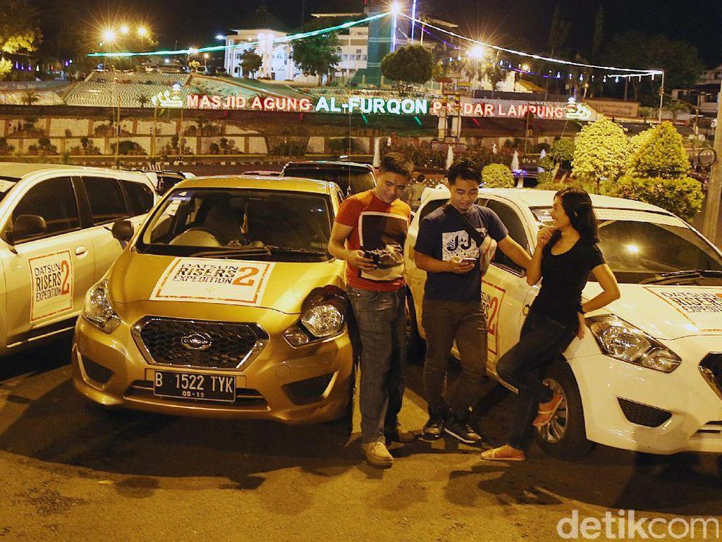 Datsun Risers Expedition Etape Ke-2 Dimulai