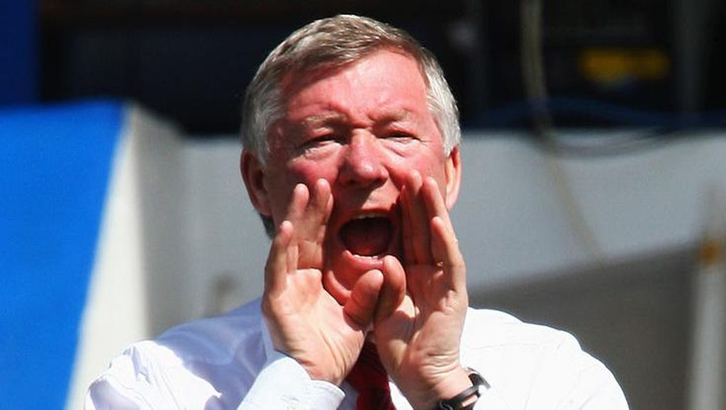 Fergie Kembali Latih MU di Game Football Manager, Hasilnya?