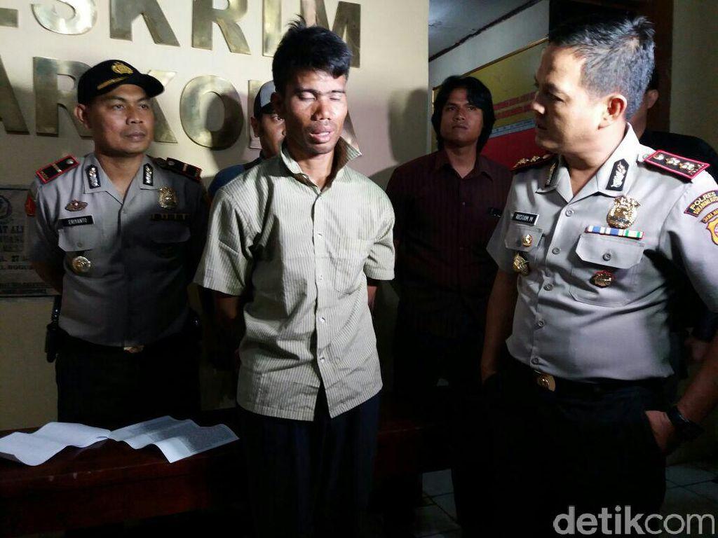 Asep Penculik 4 Bocah di Sukabumi Ditangkap Polisi