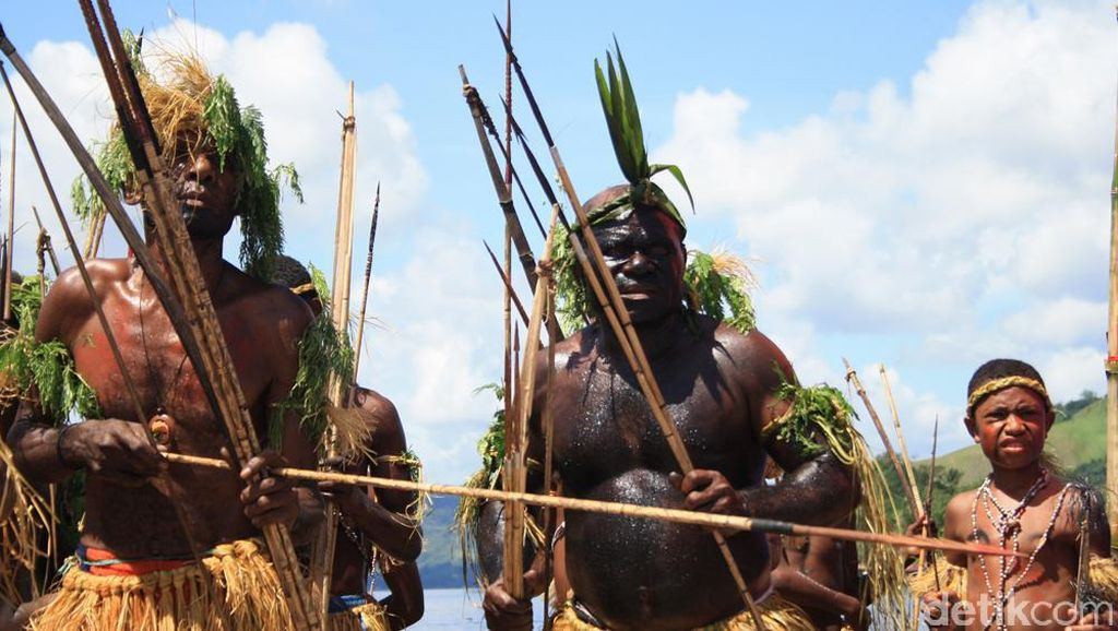 Jeritan Pariwisata Papua