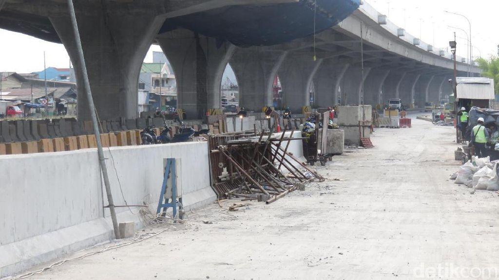 Dibangun 2017, Ini Rute Jalan Tol Melayang Jakarta-Cikampek