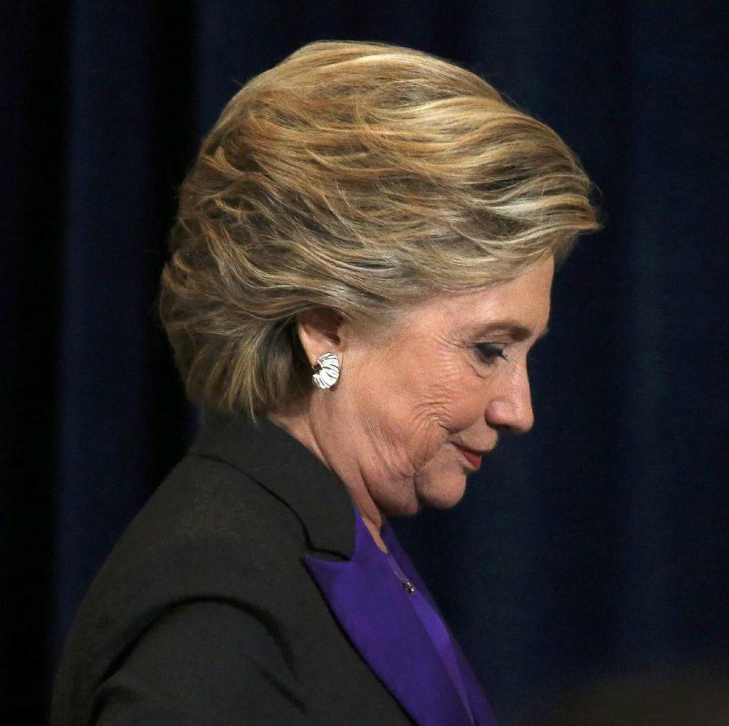 Hillary Clinton Akan Hadiri Pelantikan Trump