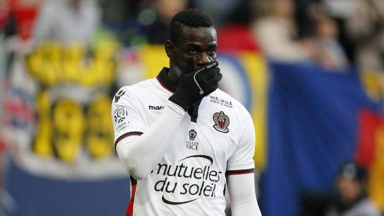 Ligue 1 Tak Lebih Mudah untuk Balotelli