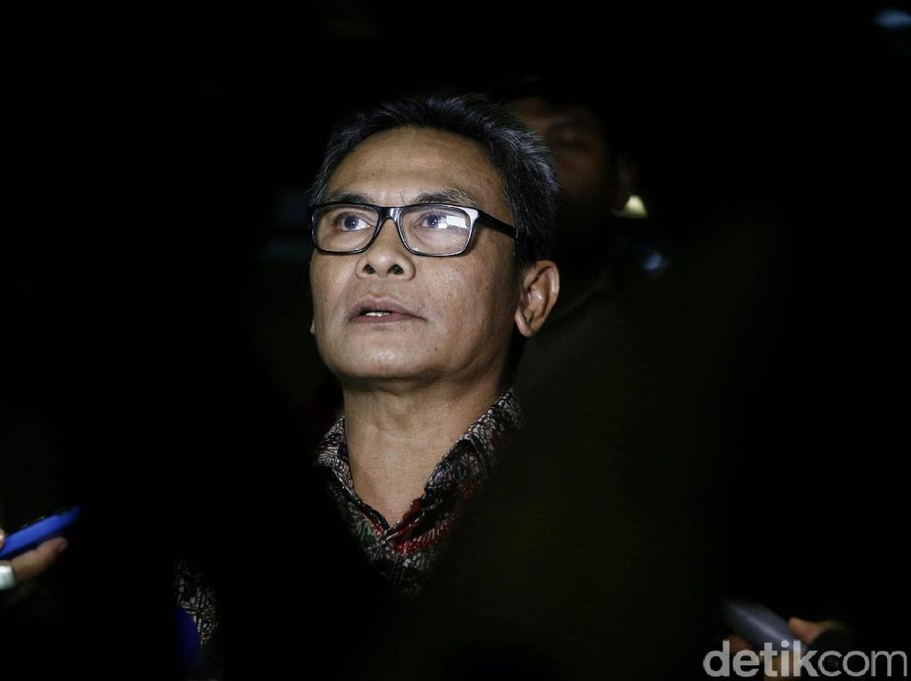 Johan Budi Datangi KPK