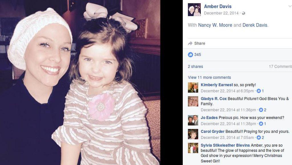 Keinginan Terakhir Ibu Sebelum Meninggal karena Kanker Ini Bikin Terenyuh