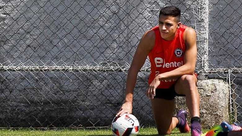 Wenger Tetap Memantau Keadaan Sanchez