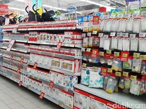 Promo Beragam Produk Kebutuhan Bayi di Transmart Carrefour