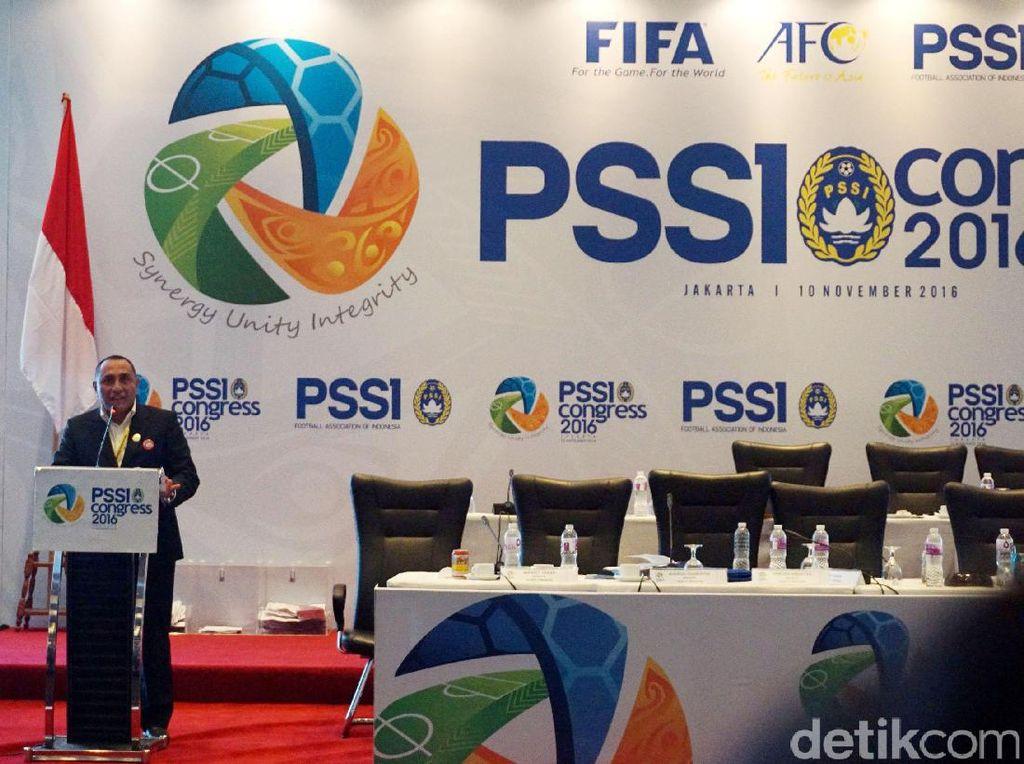 DPR Komentari Terpilihnya Edy Rahmayadi Jadi Ketum Baru PSSI