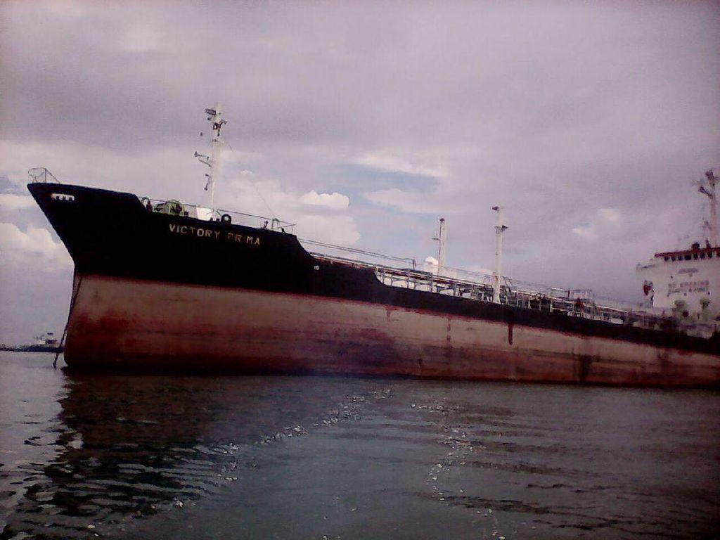 Kecelakaan Kapal Tanker di Suriah, 22 Orang Tewas