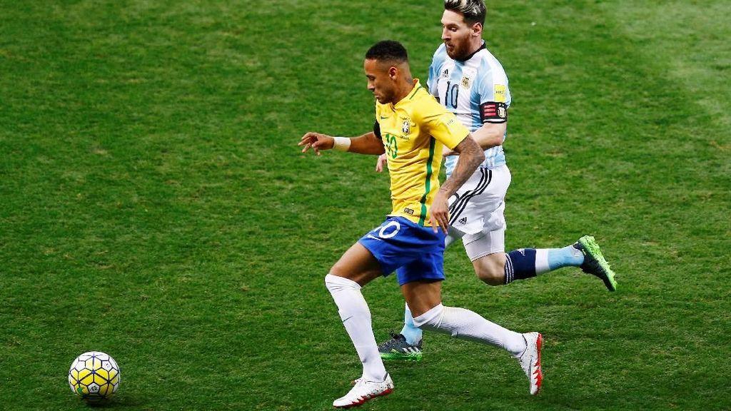 Messi Bahkan Terpukau Melihat Performa Brasil Saat Ini