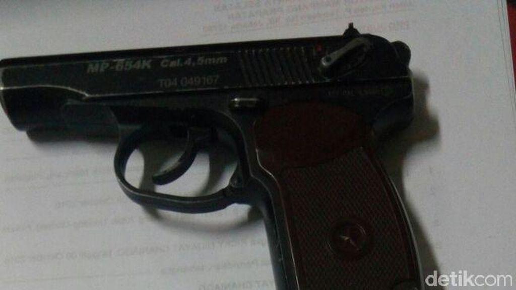 Polisi Buru 2 Pelaku Teror Penembakan yang Lukai 3 Orang di Yogya
