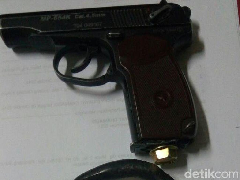 Polisi Tangkap Penembak Airsoft Gun ke Anggota Dishub, Ternyata Oknum Ormas