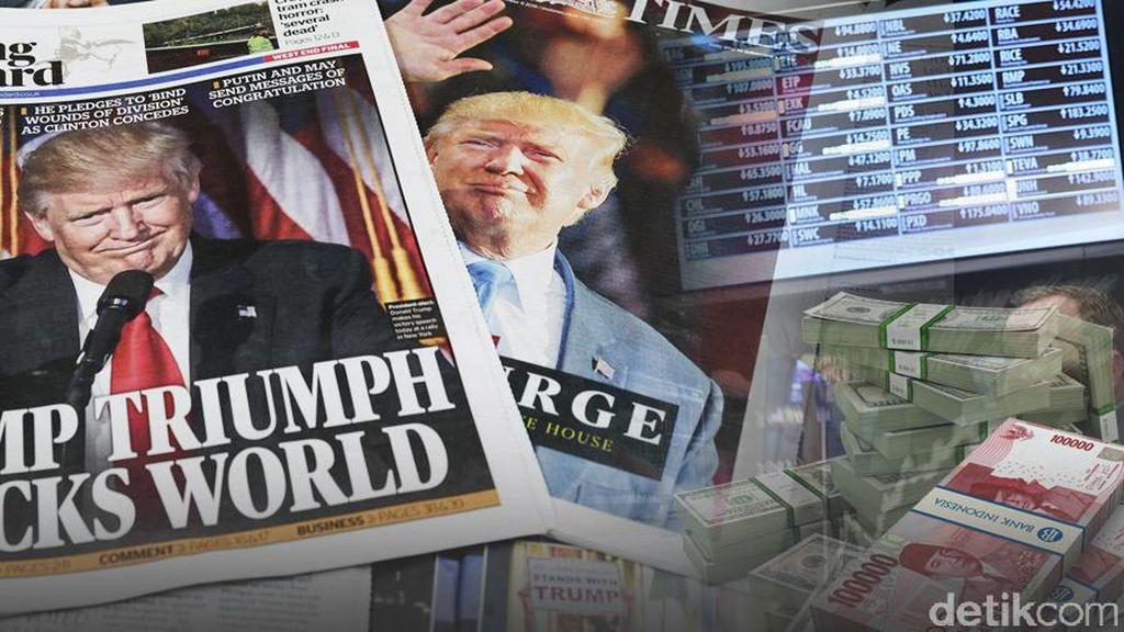 Agenda 100 Hari Trump dan Peluang Hari Ini