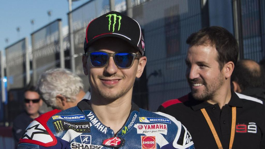 Lorenzo: Nyali Rider MotoGP Sedikit Lebih Besar daripada Driver F1