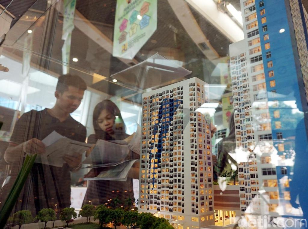 Beli Rumah Bisa Tanpa DP, Kredit Properti akan Tumbuh 14%