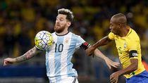 Catatan Menarik Jelang Laga Klasik Brasil Vs Argentina