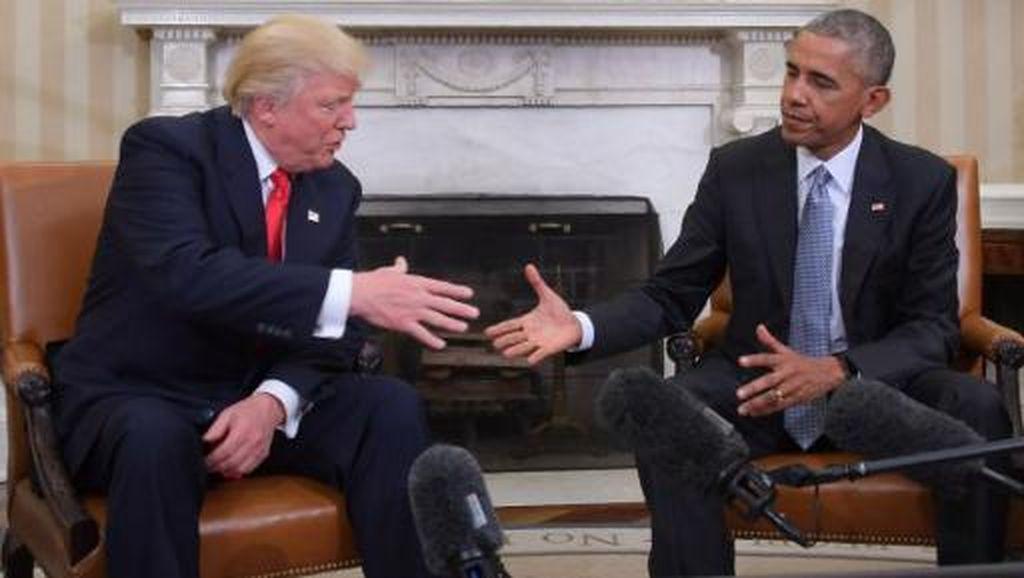 Kata-kata Pedas Trump yang Bikin Bos Teknologi Ketar-ketir