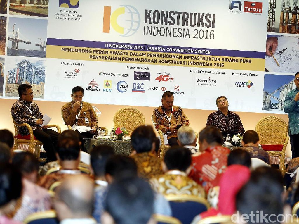 Mendorong Peran Swasta dalam Pembangunan Infrastruktur Bidang PUPR