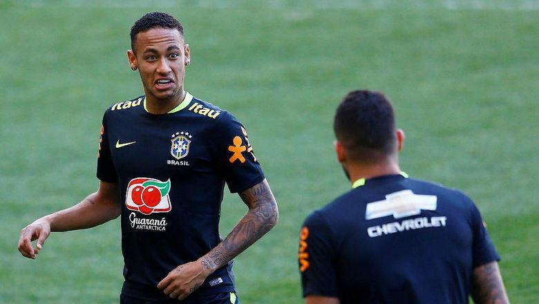 Argentina Tetap Mewaspadai Neymar