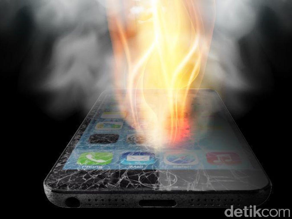 Lengan Gadis Ini Terbakar Karena iPhone, Kok Bisa?