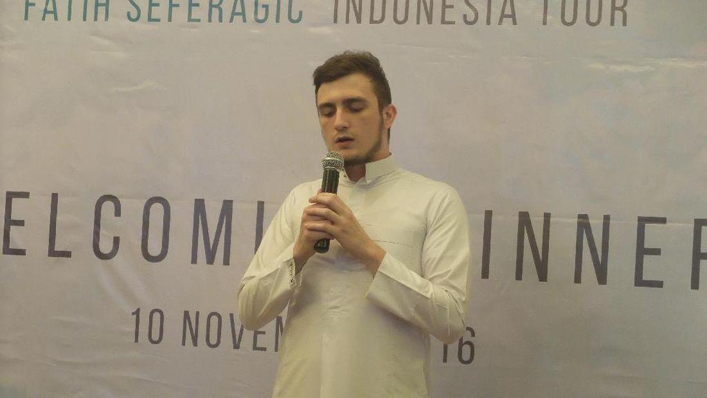 Ridwan Kamil Kagumi Hafidz Tampan Fatih Seferagic