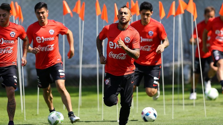 Kondisi Vidal Mengkhawatirkan Bayern