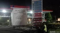 Tangki di Terminal BBM Belawan Terbakar, Pertamina Pastikan Pasokan Aman