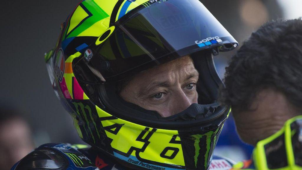 Rossi: Yamaha Masih Banyak Butuh Perbaikan