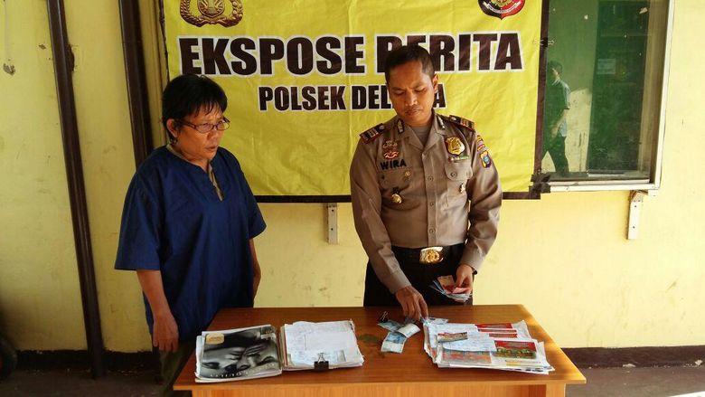 Mengaku Sebagai Tim Saber Pungli, Ibu Rumah Tangga Ini Ditangkap Polisi