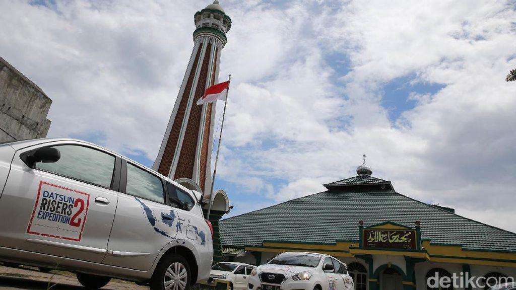 Mengintip Masjid Tertua di Lampung, Masjid Jami Al Anwar