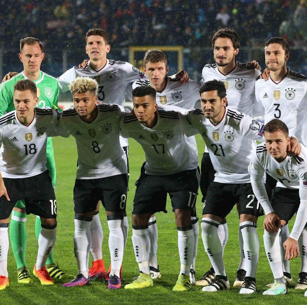 Ini Skuat Jerman di Piala Konfederasi