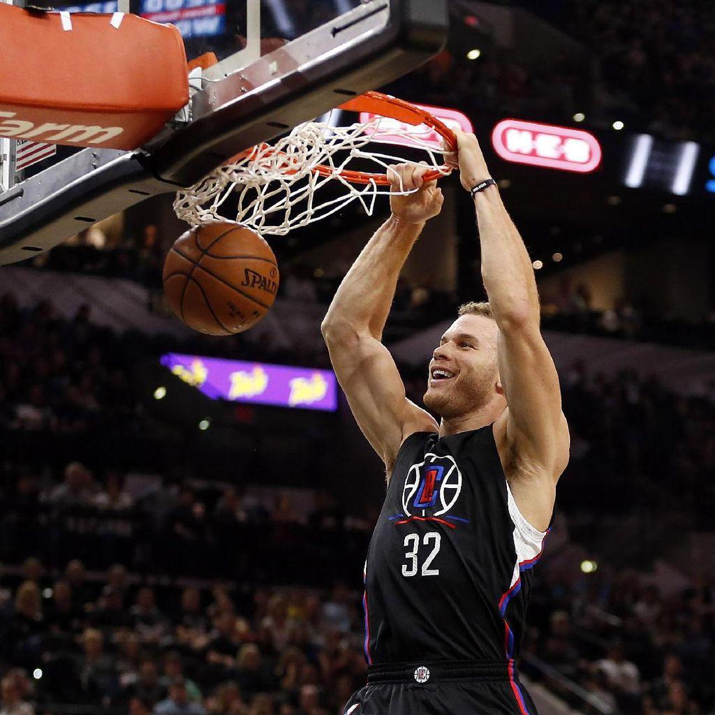 Clippers Atasi Timberwolves, Spurs Redam Rockets