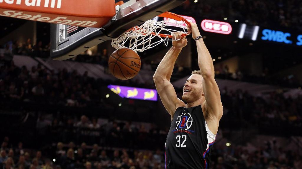 Clippers Atasi Timberwolves, Spurs Redam Rockets