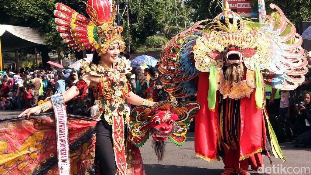 Serba-serbi Meriahnya Banyuwangi Ethno Carnival 2016
